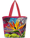 Bird of Paradise Large Tote