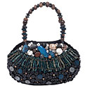 Beach Sparkle Oval Bag