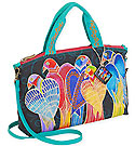 Brazilian Birds Small Tote Bag
