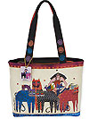 Etta & Friends Medium Tote Bag
