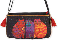 Feline Friends Crossbody Bag