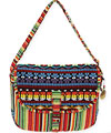 Rainbow Ravine Flap Over Tote