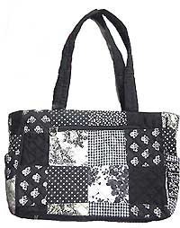 Quilted Diaper Bags and Duffle Bags - Custom Baby Boutique