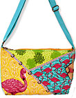 Flamingo Medium Cross Body Bag