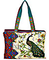 Feathered Splendor Medium Tote