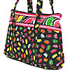 Quilted Jellybean Handbag