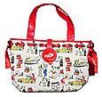 Coca Cola Vintage Style Ribbon Tote Bag