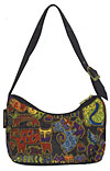 Karly's Cats Small Shoulder Handbag
