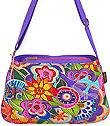 Carlotta's Garden Medium Crossbody Bag
