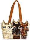 Ancestral Cats Medium Tote