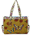 Garden Patchwork Medium Tote Bag