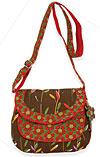 Lanai Crossbody Flap Bag