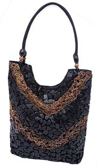 Shell Chic Scoop Top Handbag