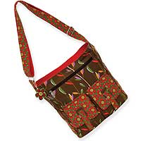 Lanai Crossbody Messenger Bag