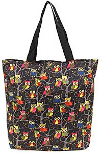 Midnight Owls Tote Bag