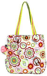 Pampered Girlz Tote Bag by Chester