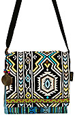Marrakech Flapover Crossbody Bag