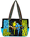 Perched In Paradise Medium Tote Bag
