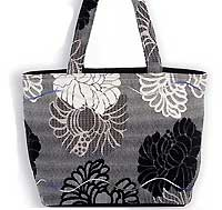 Smoked Sorrel Fabric Tote Bag